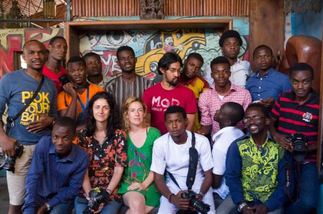 LagosPhotos 2013 Workshop
